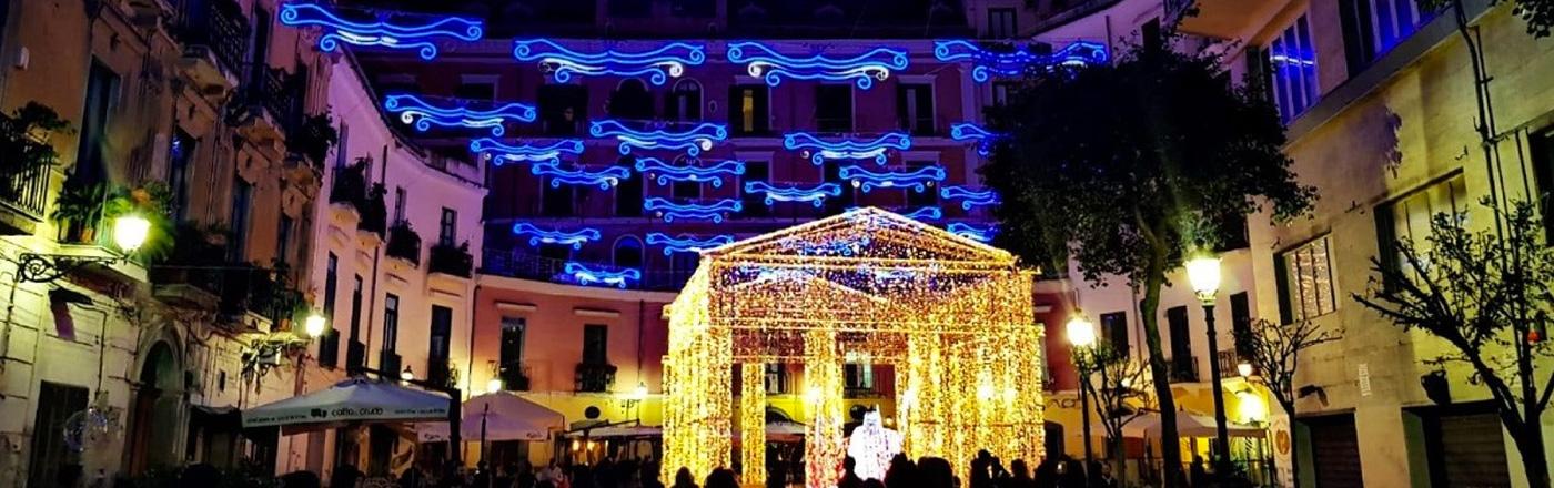 Salerno Luci d'Artista 2018-19