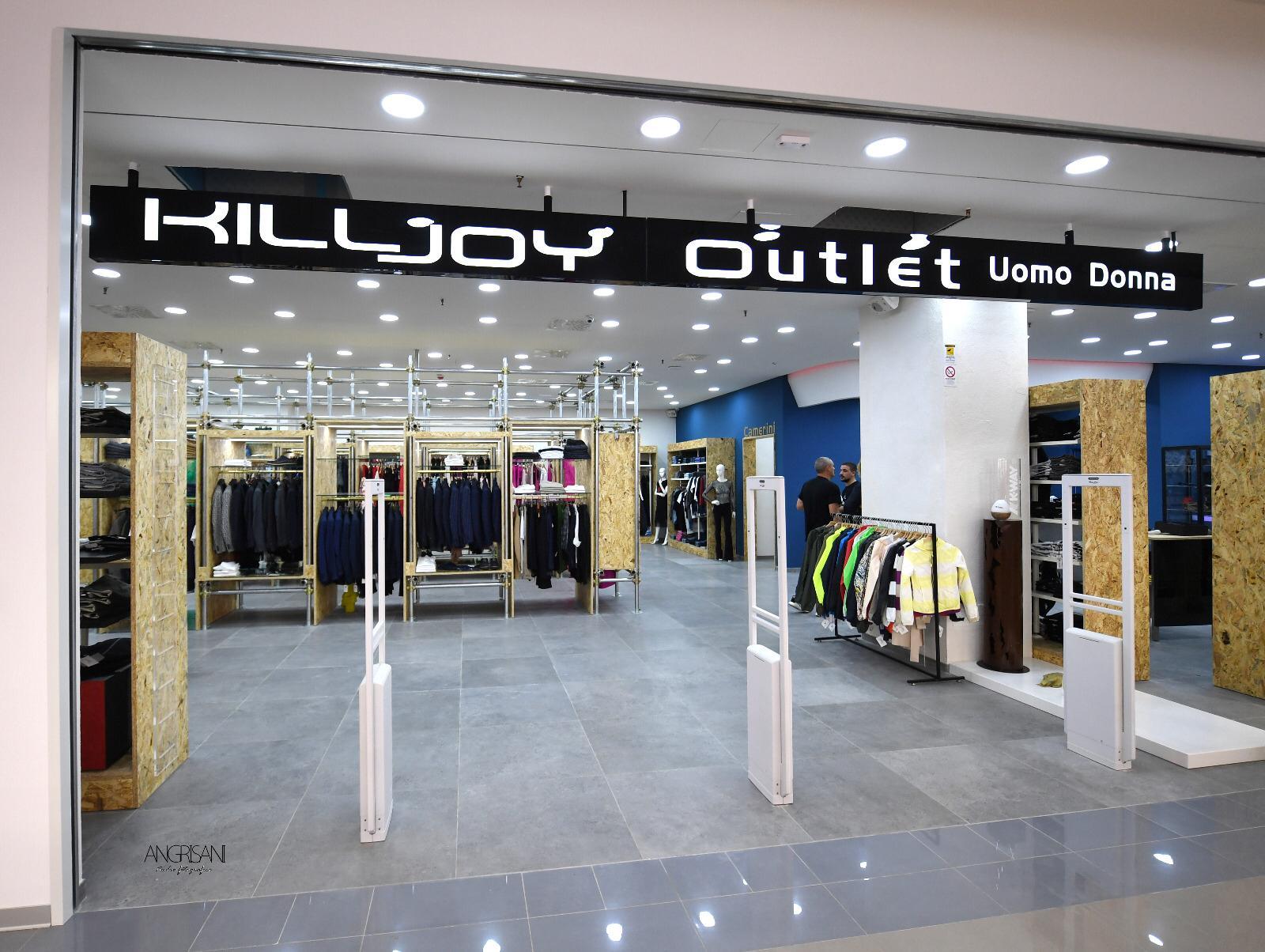 Kill Joy Outlet - Salerno Luci d\'Artista 2019-20